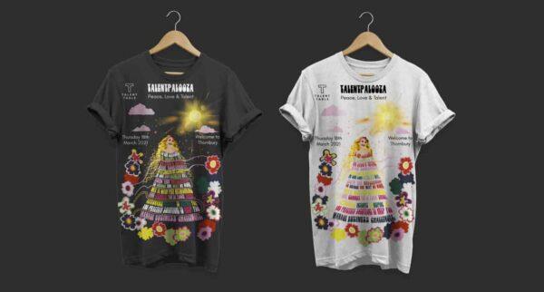 Talentpalooza T-Shirt