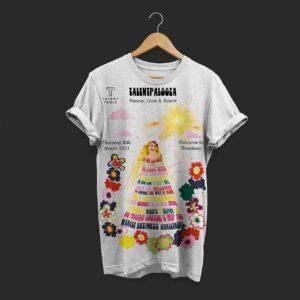 Talentpalooza T-Shirt - White