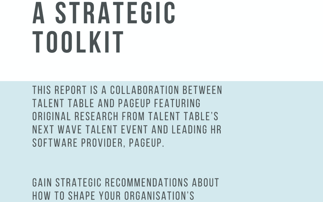 Recruiting in the New World of Work: A Strategic Toolkit